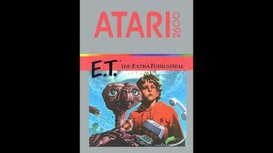 ET video game atari