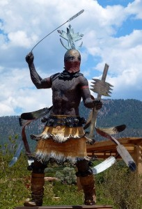 apache mountain spirit dancer