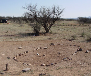 Sobairpuri site at sonoita creek